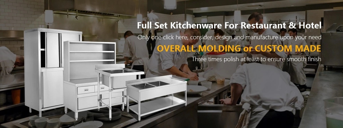 HOW TO CHOOSE THE SUITABLE KITCHEN EQUIPMENT UPON YOUR HOTEL AND RESTAURANT NEED