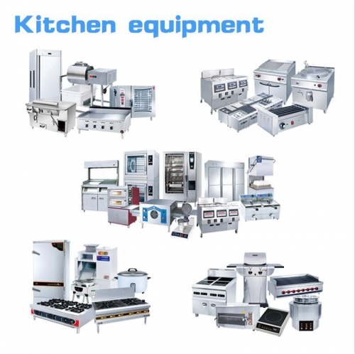 Hotel Kitchen Equipment with one-stop solution
