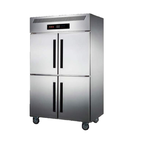 Upright Freezer 4 Half Door