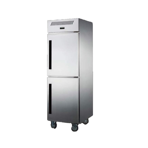 Upright Freezer 2 Half Door